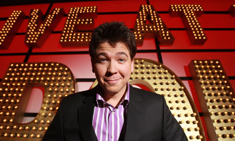 Star attraction: Michael McIntyre's Joburg performance lived up to his lofty standards. Pic: thesquire.co.za