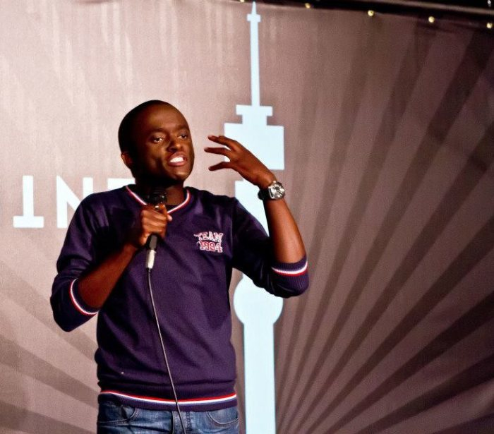 Time to rekindle the flames: Pic: Cindy Ellis/Comedy Central Africa