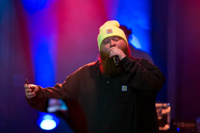 Action Bronson's 'Baby Blue' video pays homage to comedy film classic 'Coming to America'. Pic: Mark Runyon/Flickr